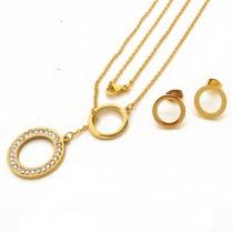 Qira Necklace Set