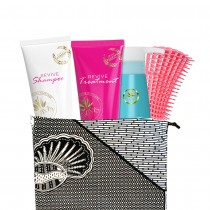 Haircare Bundle with Carrying Case