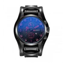 Men's Black Bund Watch