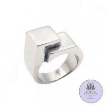 Men's Flat Top Ring