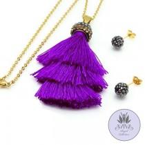 Maha Necklace Set