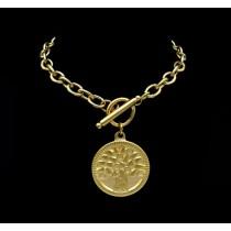 Arbre Coin Bracelet