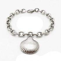 Sea Shell Chain Bracelet
