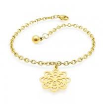 Freesia Chain Bracelet