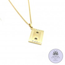 Unisex Hip Hop Necklace